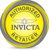 Authorized Invicta Retailer