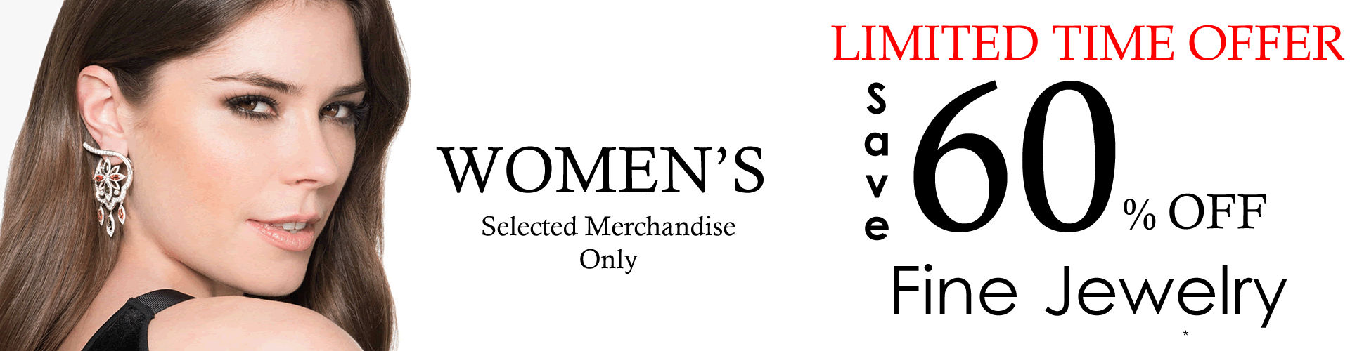 Women's Fine Jewelry Sale