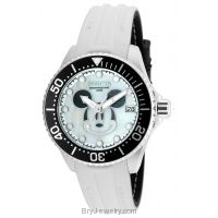 Invicta Black and White Disney Automatic Watch