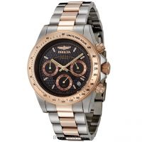 Invicta Men's 6932 Speedway Qtz Chronograph Black Dial Watch