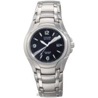Citizen Men's BM6060-57F Eco-Drive Titanium Bracelet Watch