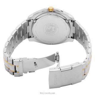 Citizen Men's BL1224-55L Eco Drive Two-Tone Watch