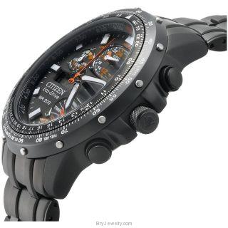 Citizen Men's JY0005-50E Eco-Drive Skyhawk A-T Watch