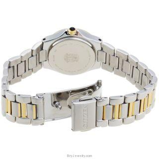 Citizen Women's EW0894-57D Eco-Drive Riva Diamond Accented Watch