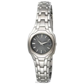 Citizen Women's EW1250-54A Eco-Drive Stainless Steel Watch