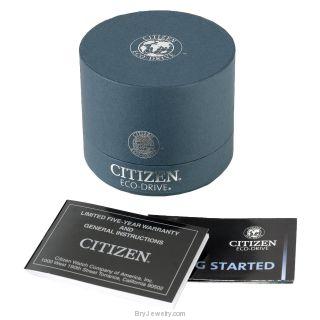 Citizen Women's EW1594-55D Eco Drive Two-Tone Watch