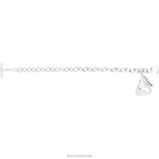 Hershey's Kisses Charm Bracelet